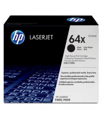 Cartouche de Toner HP 64X LaserJet - Noir (CC364XC)