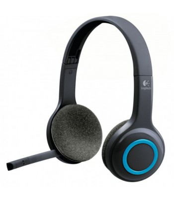 Casque sans fil Logitech Wireless Headset H600 - USB