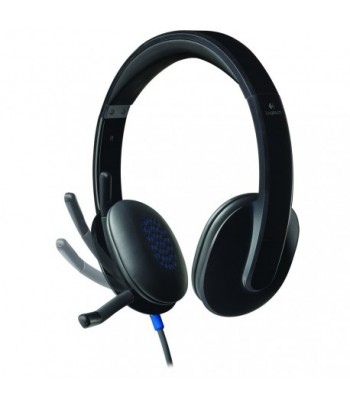 Casque-micro filaire Logitech USB Headset H540