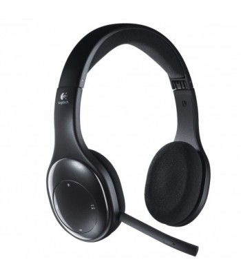 Casque-micro sans fil Logitech Wireless Headset H800 USB