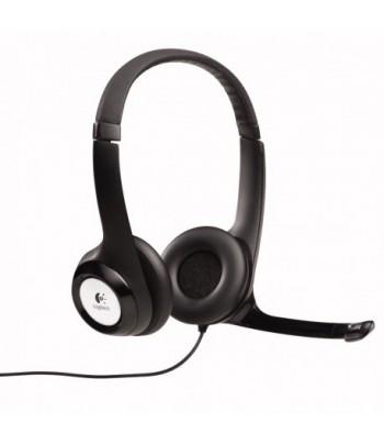 Casque-micro Logitech USB Headset H390