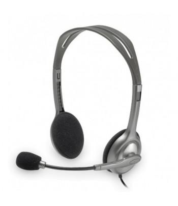 Logitech Stéréo Headset H110 (981-000271)