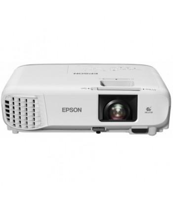 Vidéoprojecteur Epson EB-X39 mobile, compact et ergonomique (V11H855040)