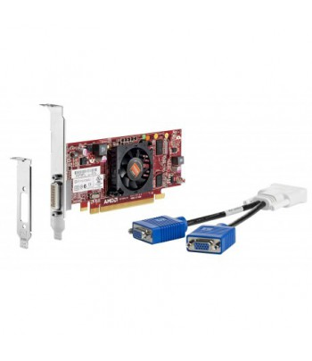 Carte graphique AMD Radeon HD 8350 DP PCIe (1 Go) x16 (E1C63AA)