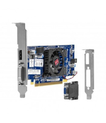 Carte graphique AMD Radeon HD 7450 DP PCIe (1 Go) x16 (B1R44AA)