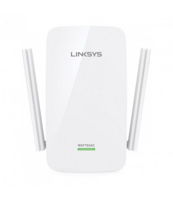 Point d'accès Wi-Fi Linksys 2.4 GHz et 5 GHz (WAP750AC)