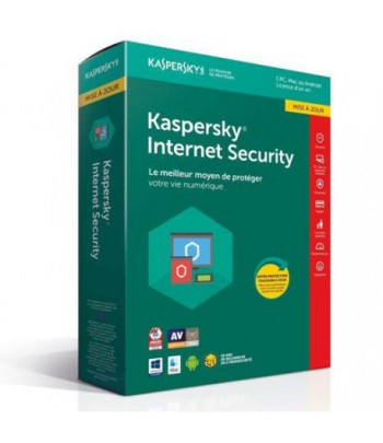 Kaspersky Internet Security 2018 1 POSTE