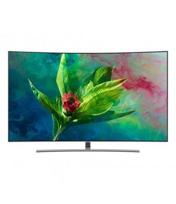 """Téléviseur Samsung 65"""" Q8CN 4K Curved Smart QLED TV"""