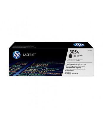Cartouche de Toner noire HP LaserJet 305A (CE410A)