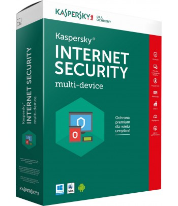 KASPERSKY INTERNET SECURITY 2018 3 POSTE