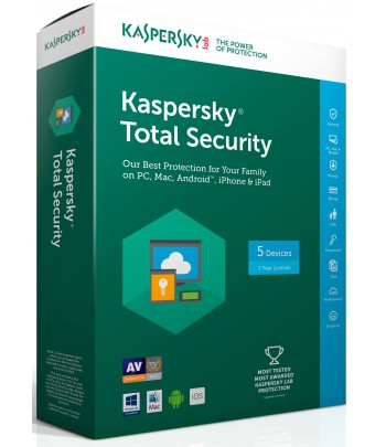 KASPERSKY TOTAL SECURITY 2017 2 POSTES