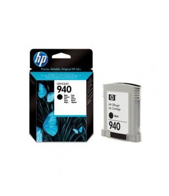 Cartouche d'encre noire HP 940 Officejet (C4902AE)