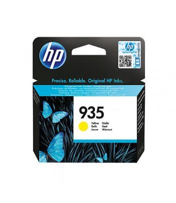Cartouche d'encre HP 935 authentique Jaune (C2P22AE)