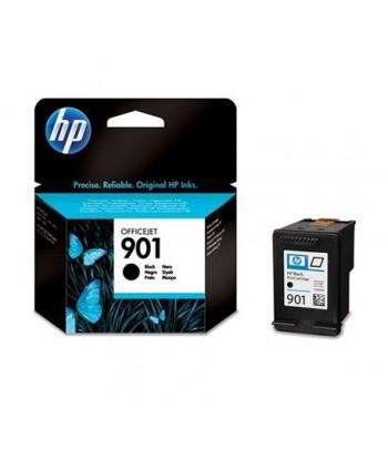 Cartouche d'encre Officejet noire HP 901 (CC653AE)