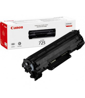 Cartouche d'encre d'origine Canon CRG-725 Noir - 1600 pages