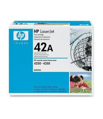 HP - Toner Noir LaserJet 42A - Q5942A