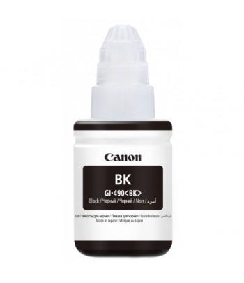 Cartouche d'encre Canon GI-490 BK Noir bottle - 6000 pages