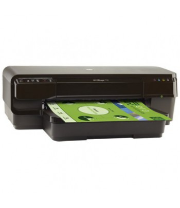 Imprimante jet d'encre couleur grand format A3+ HP Officejet 7110 (CR768A)