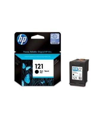 Cartouche d'encre noire HP 121 (CC640HE)