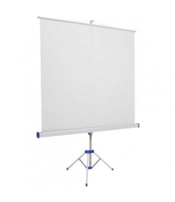 Ecran Portable ORAY Byron2 avec Trépied 180 x 180 cm (TRE02B1180180)
