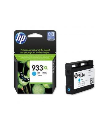 Cartouche d'encre Officejet cyan HP 933XL (CN054AE)