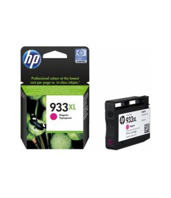 Cartouche d'encre Officejet magenta HP 933XL (CN055AE)