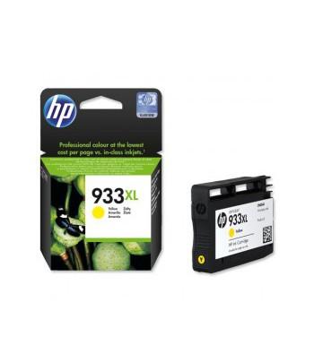 Cartouche d'encre Officejet jaune HP 933XL (CN056AE)