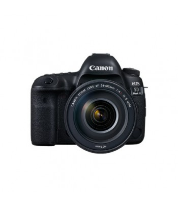 Appareil photo Compact Canon EOS 5D Mark IV + 24-105 F4L (1483C028AA)