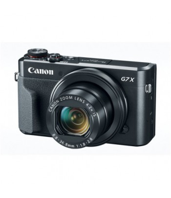 Appareil photo compact Canon PowerShot G7 X Mark II (1066C002AA)